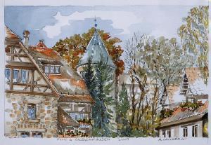 Gita a Bebenhausen